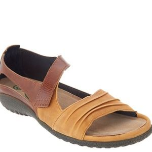 Naot Papacki Nubuck Leather Sandal